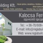 Regia Building Kft - Székesfehérvár